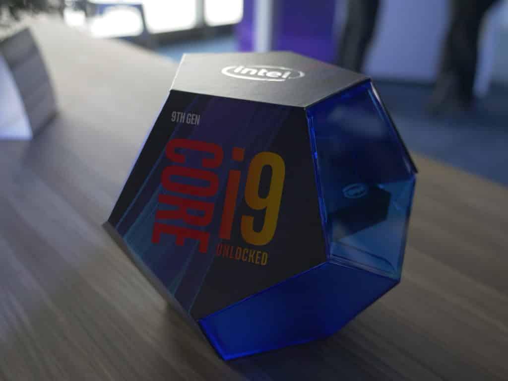 intel i9-900K