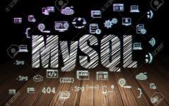 mysql veritabanı oluşturma