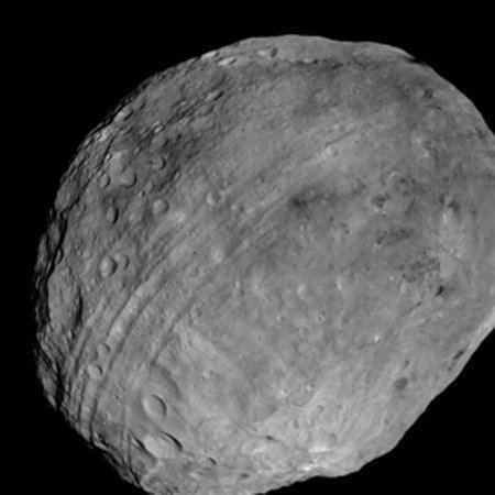 Yeni cüce gezegen adayı 'Hygiea' ile tanışın