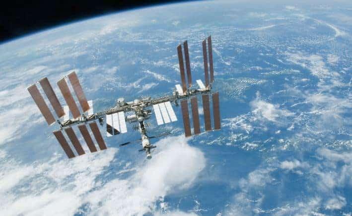 Koronavirüse karşı en güvenli yer: Uluslararası Uzay İstasyonu