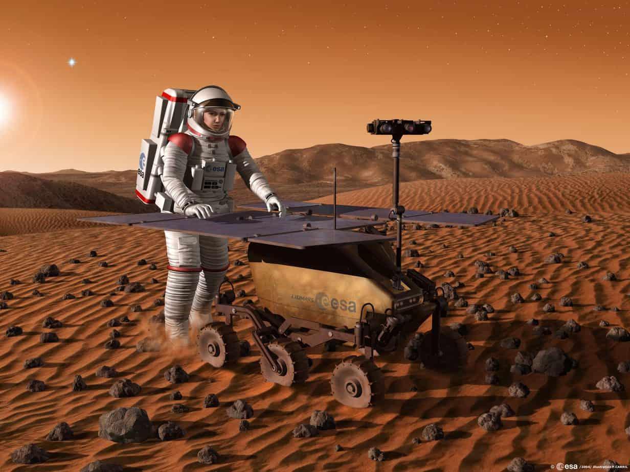 Mars keşfi: Yenilik ve ticaretin itici gücü